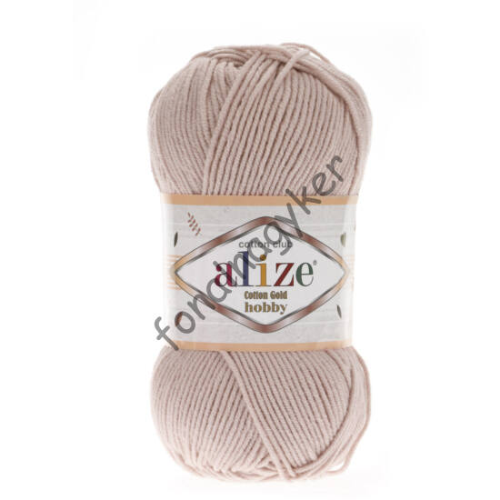 Cotton Gold Hobby 161
