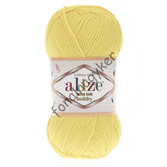 Cotton Gold Hobby 187