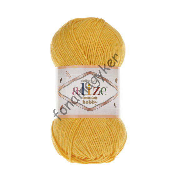 Cotton Gold Hobby 216