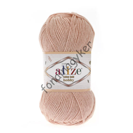 Cotton Gold Hobby 393