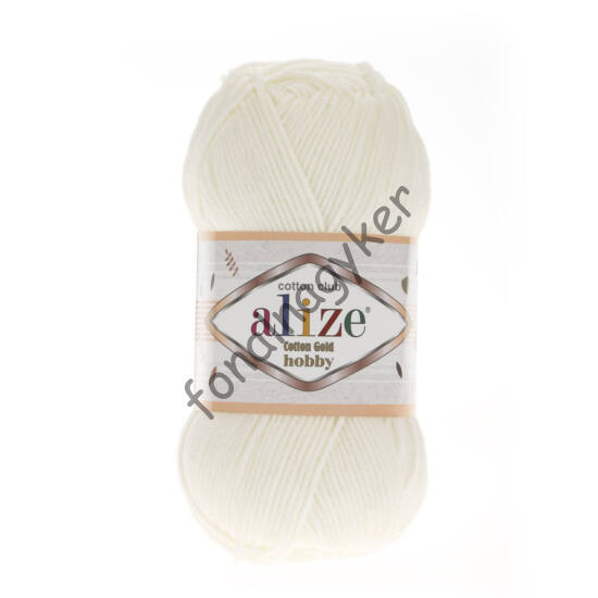 Cotton Gold Hobby 62