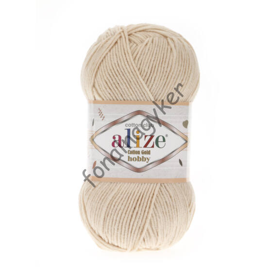 Cotton Gold Hobby 67