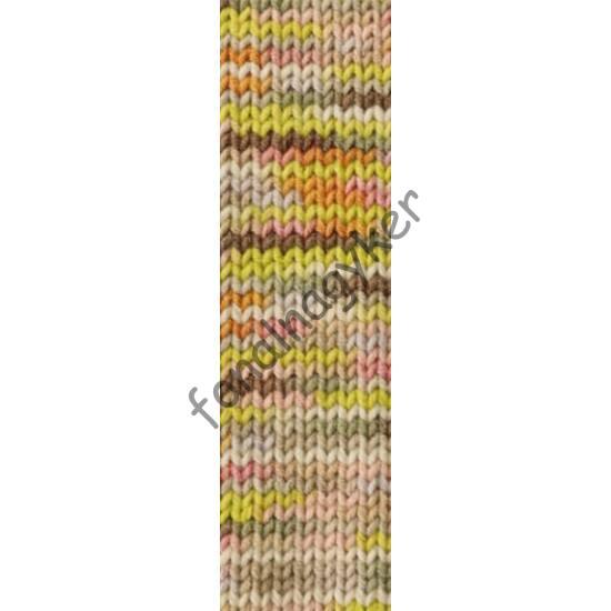 Cotton Gold Plus Multi Color 52177