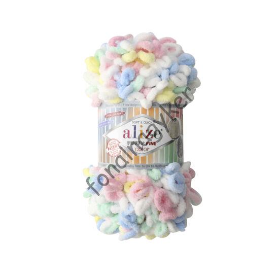 Puffy fine color 5949