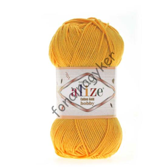 Cotton Gold Hobby 02