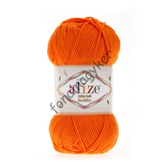 Cotton Gold Hobby 37