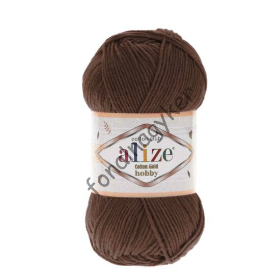 Cotton Gold Hobby 493