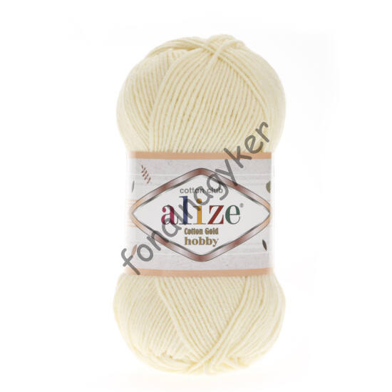 Cotton Gold Hobby 01
