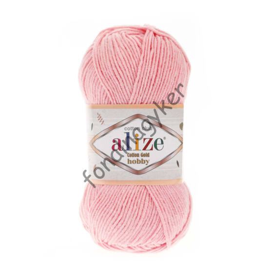 Cotton Gold Hobby 518